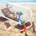 瓶子里造船