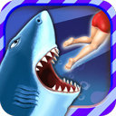 饥饿鲨进化火焰鲨吉拉游戏破解版无限钻石版
