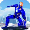 钢铁英雄城市冒险游戏
