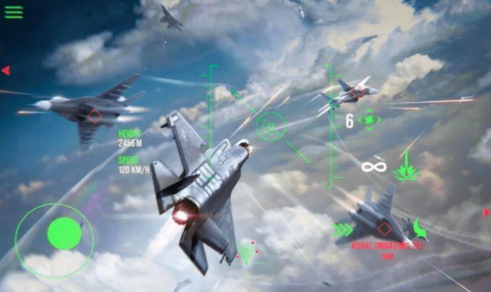 强袭战机游戏手机版安卓版图片1