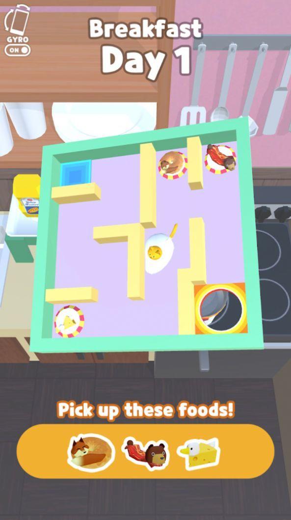 早餐饞一饞游戲游戲截圖