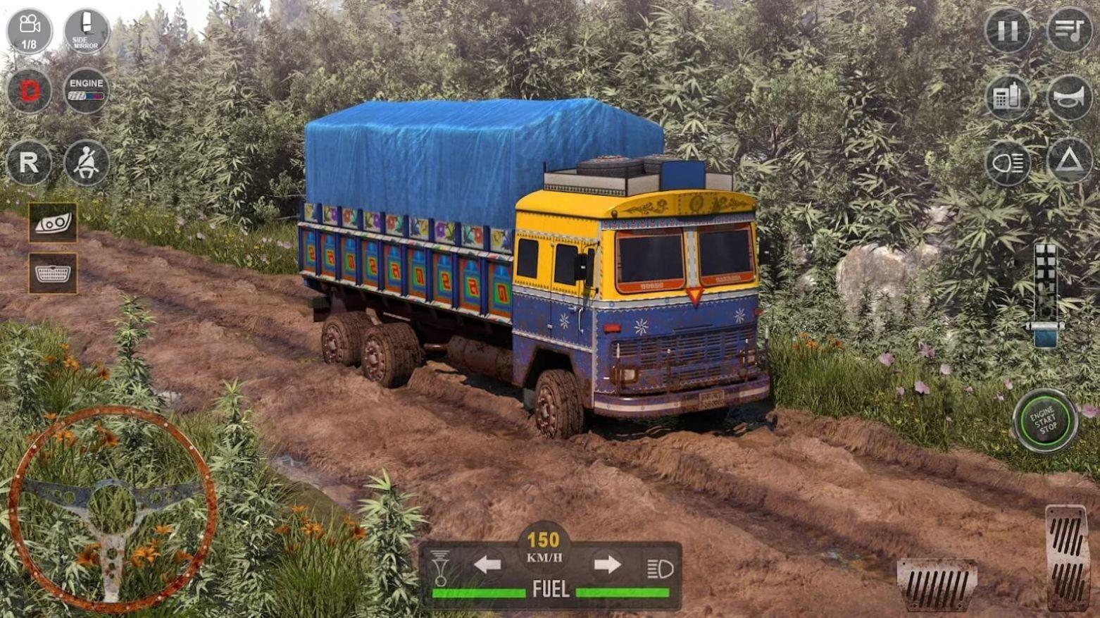 越野货车驾驶2021游戏中文版图片1