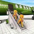 陆军囚犯飞机运输游戏