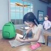女子高中生日常模拟器游戏