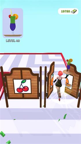 服务员奔跑(Waitress Run)