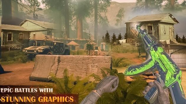 真正的突擊隊射擊2021游戲安卓版游戲截圖