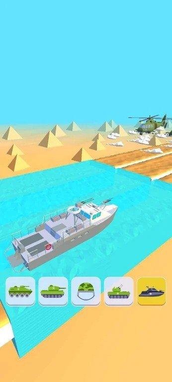 坦克射击对决游戏安卓版游戏截图