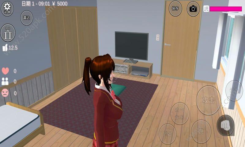 樱花校园模拟器1.040.62中文版
