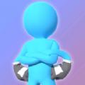 超能橡胶手战士3D游戏