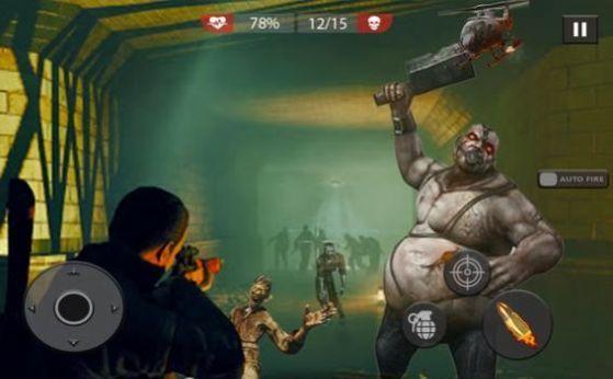 僵尸射擊生存3D游戲安卓版圖片1