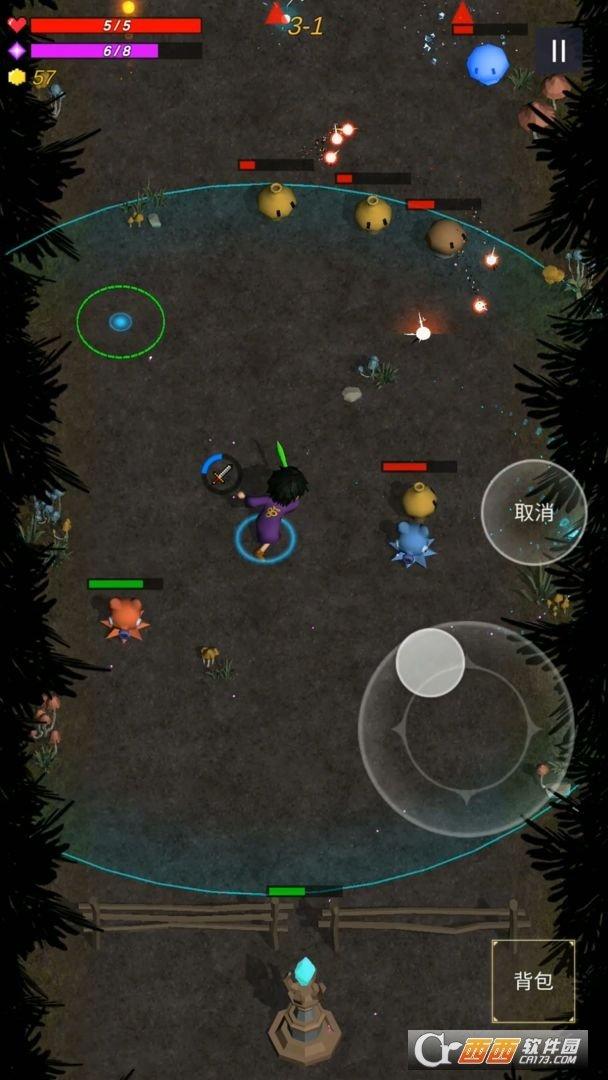 无尽森林游戏游戏截图
