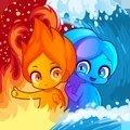 水公主和火王子