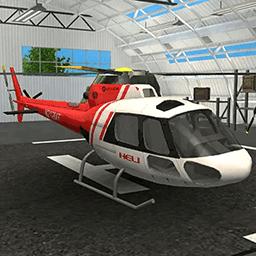 模拟航天飞机