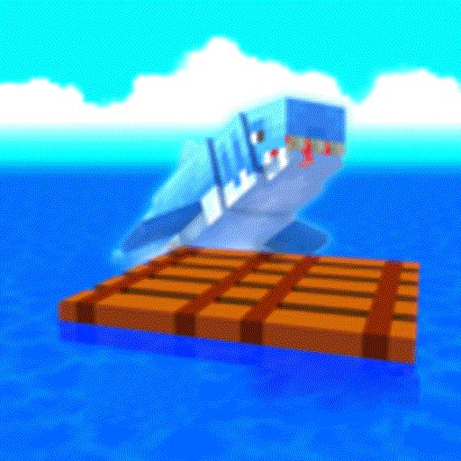 像素木筏求生
