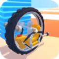 独轮车比赛