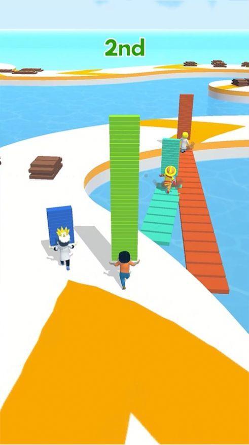 抖音搭木板过桥游戏手机版安卓版图片1