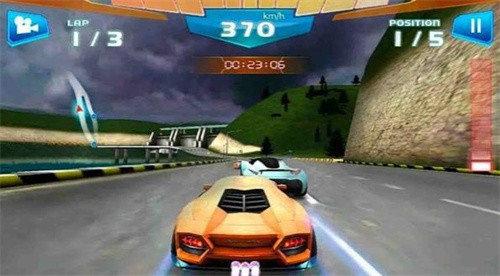 地平線狂野賽車游戲截圖