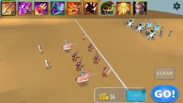 古代战争模拟器4无限钻石破解版下载图片1