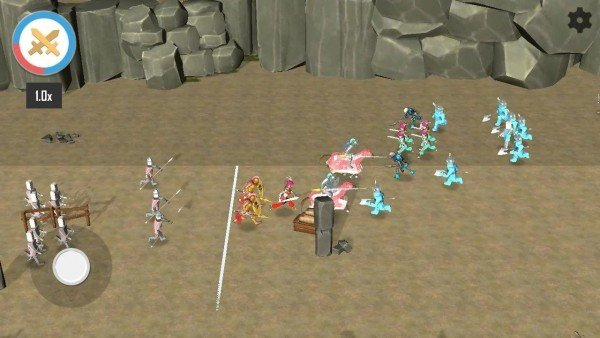 古代战争模拟器4无限钻石版游戏截图