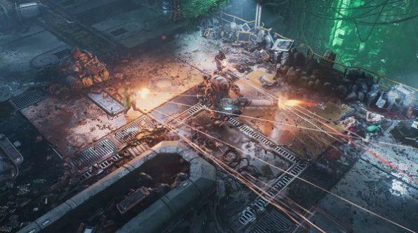 上行戰地手游官方版游戲截圖