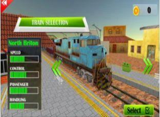 火车模拟器司机游戏苹果版图片1