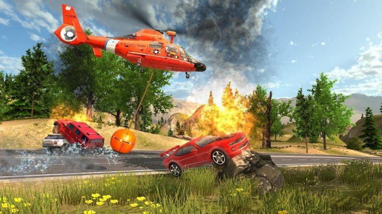 直升機飛機救援模擬器游戲安卓版圖片1