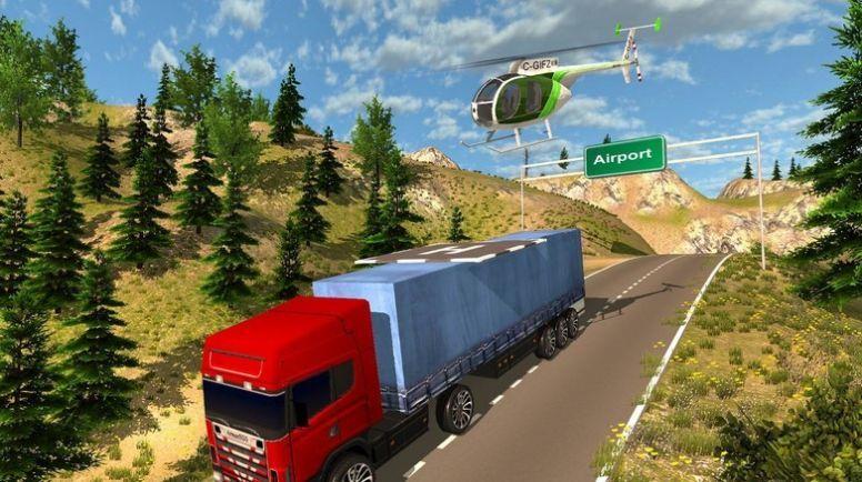 直升機飛機救援模擬器游戲截圖