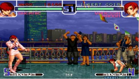 拳皇2002魔幻加强版