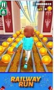 铁路运动3D