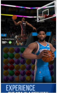 NBA球星破解版