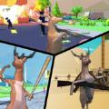 流氓鹿都市战争游戏