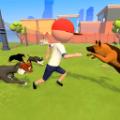 奔跑吧狗蛋游戏