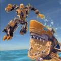 机甲食人鲨模拟手机版游戏