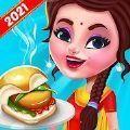 印度食品卡车游戏
