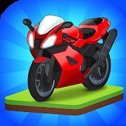 合并摩托车