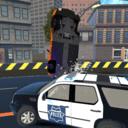 赛车游戏警车游戏