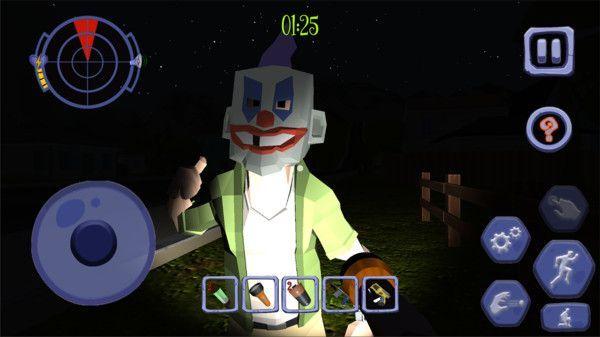恐怖小丑鄰居