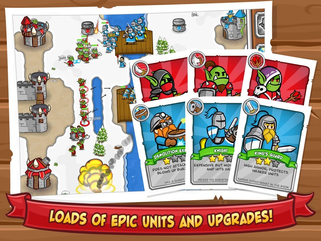 城堡攻击2破解版