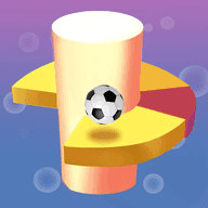 滚动球球跳一跳