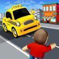 交通出租車跑