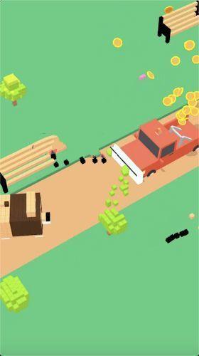 放置清理道路