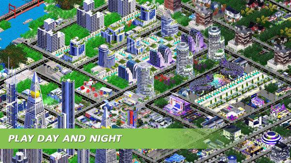 未來城市夢