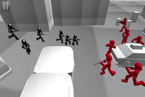 火柴人战斗模拟器3D