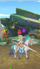 葫蘆騎士是一款獨特的冒險闖關游戲