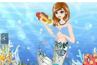 美人魚換裝是一款非常經典有趣的換裝游戲