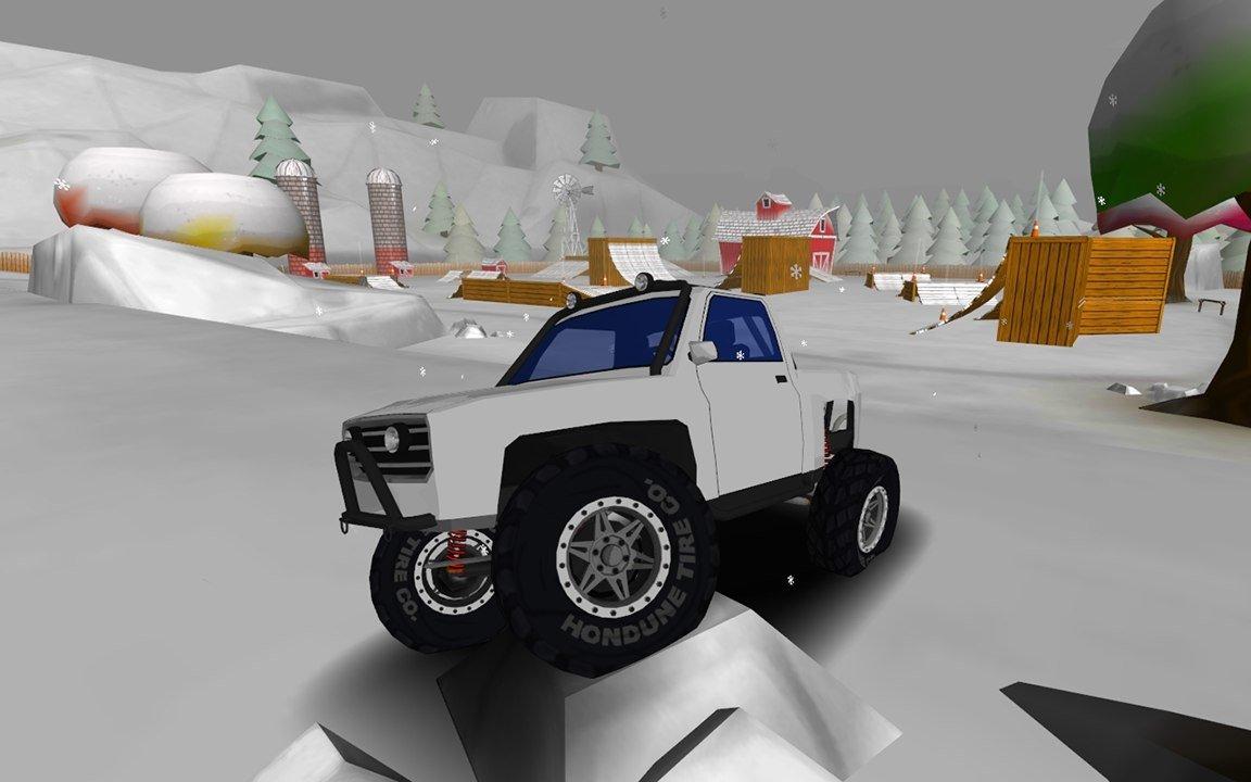 4X4卡車實驗2破解版