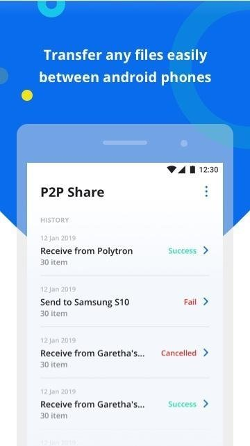 P2P文件共享