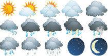 手機天氣預報軟件合集