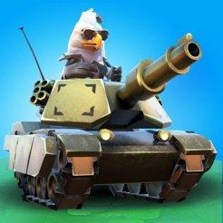 坦克大战皇家
