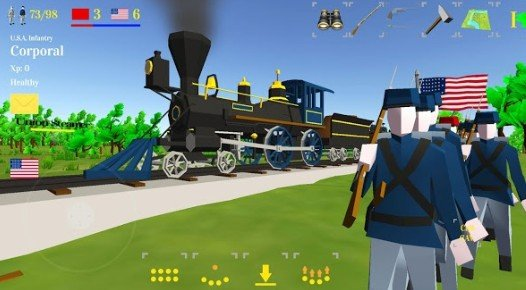 维克斯堡之役3是一款经典的战略性动作游戏